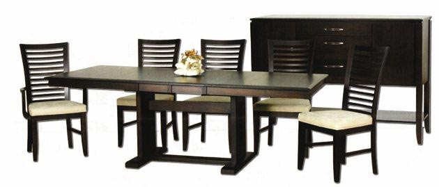 Newport dining table gallery set designs
