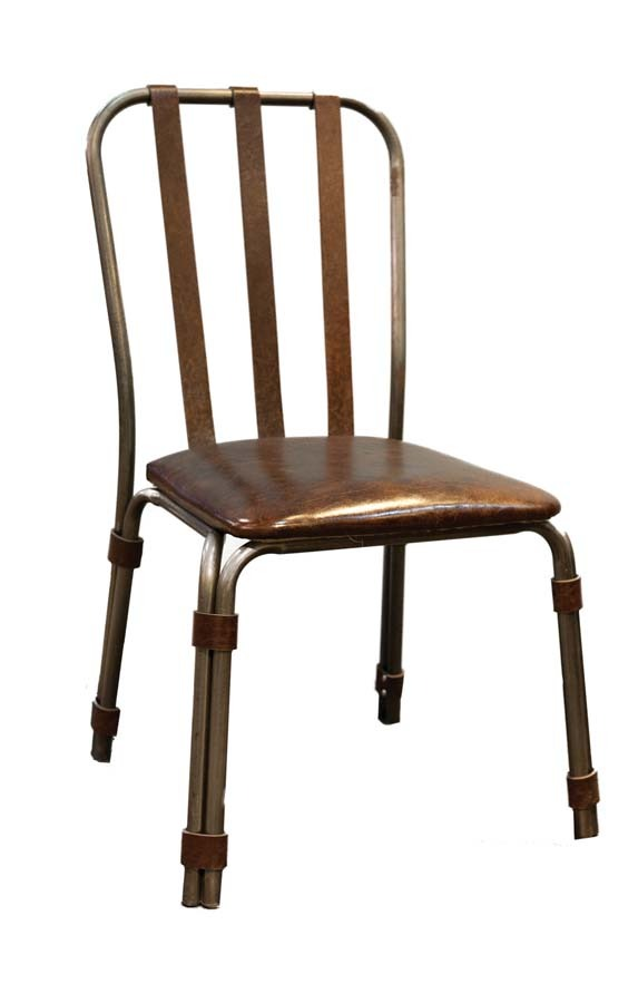 PF0023-BR-Axel-Dining-Chair-Brown-Vintage-Leather-Iron-1.jpg