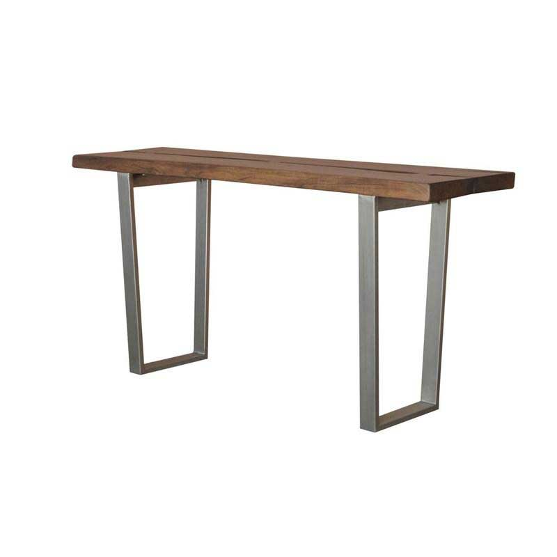 console table upright