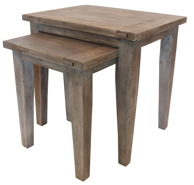 sundried lamp tables