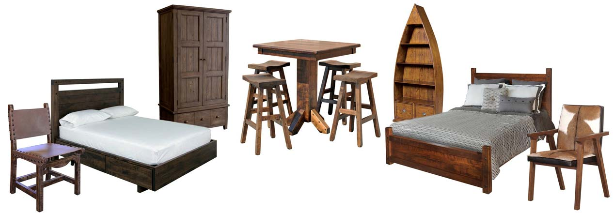 various furniture examples
