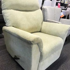 space saving upholstered seat